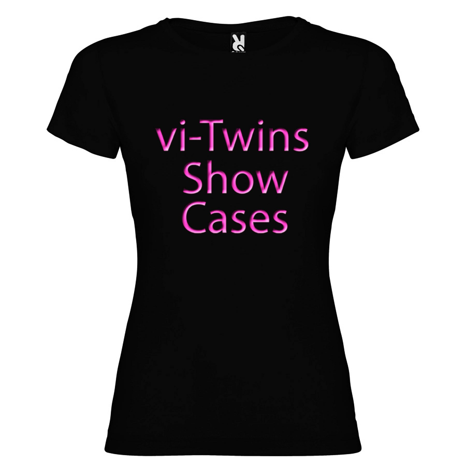 vi-Twins - Camiseta Save The Date Pink Chica - Merchanfy Imprime tus camisetas