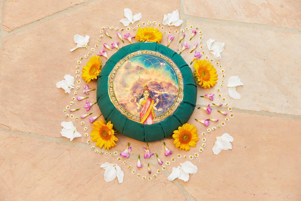 starwater yoga - lotus pillow