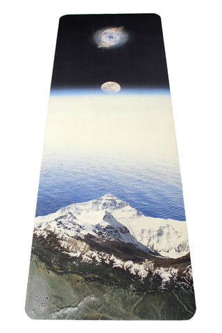 Spaceship Earth Yoga Mat