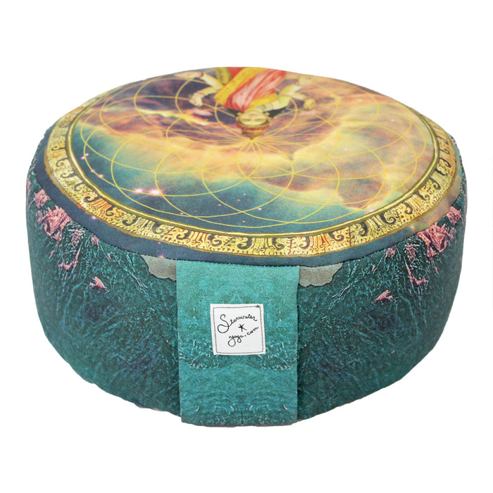 Lakshmi Rose Portal Meditation Pillow