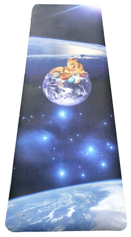 Lion Energy Yoga Mat