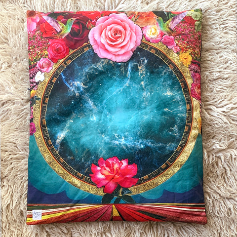 ADI SHAKTI // Divine Mother Yoga Pillow