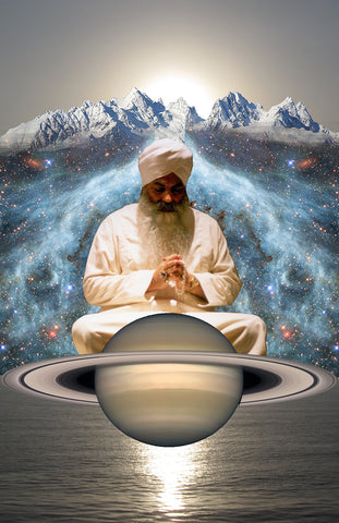 Yogi Bhajan - Time x Space