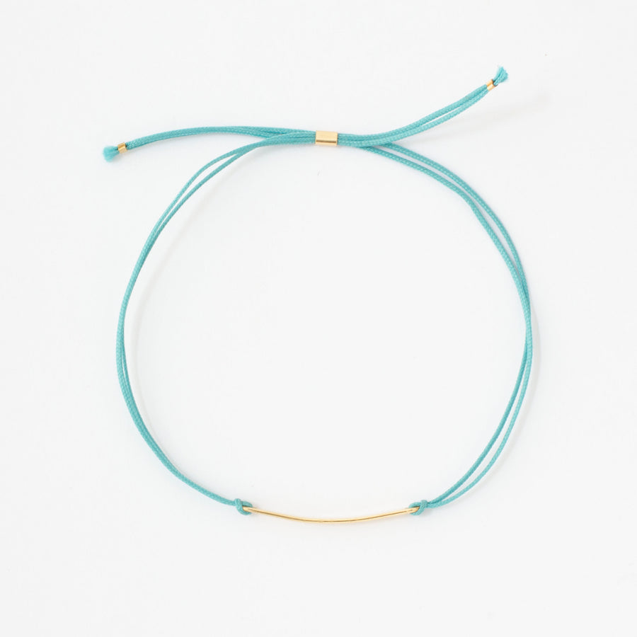 Name-It string bracelet