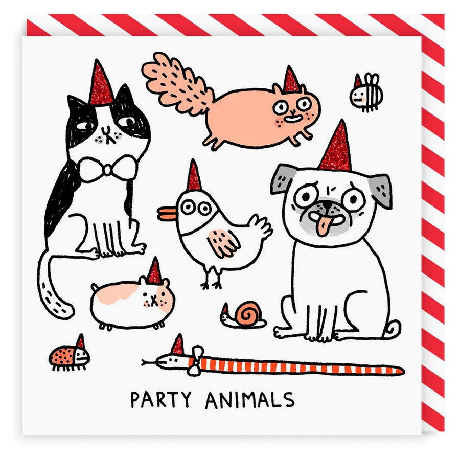 Party Animals by Gemma Correll