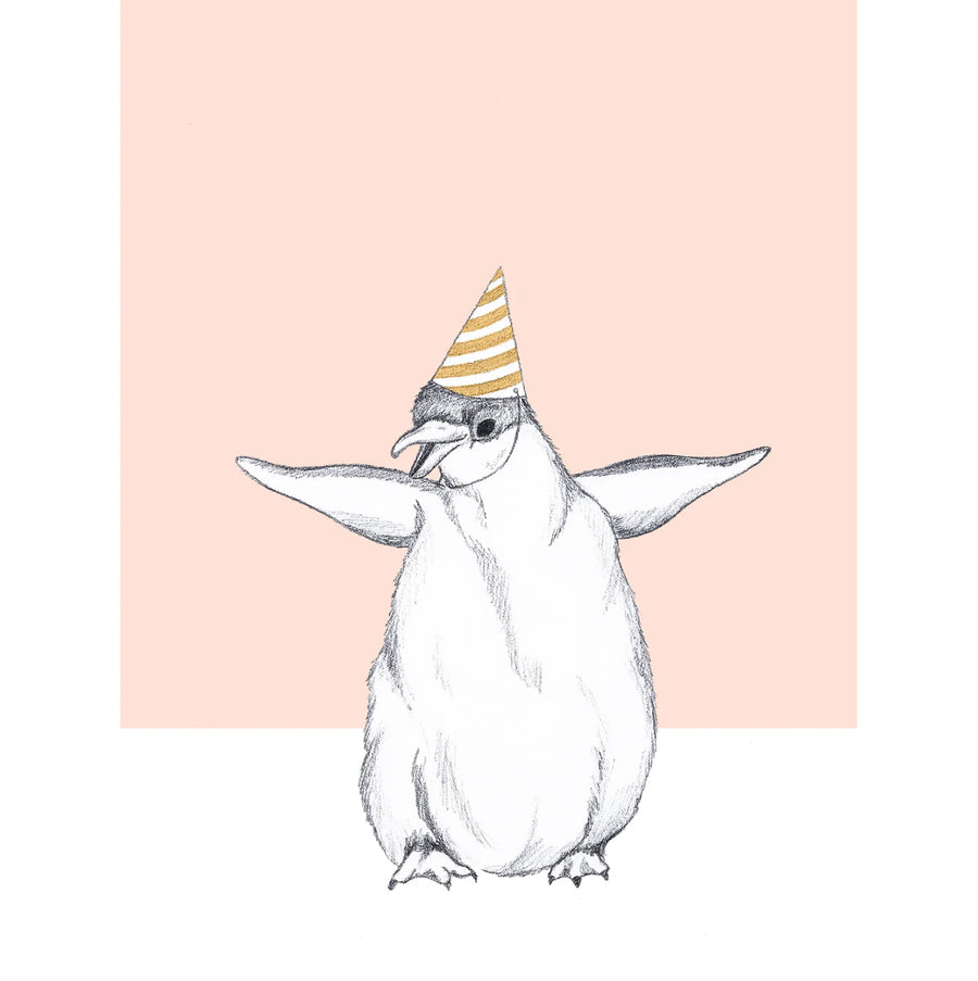 Party Penguin by I AM NIEN