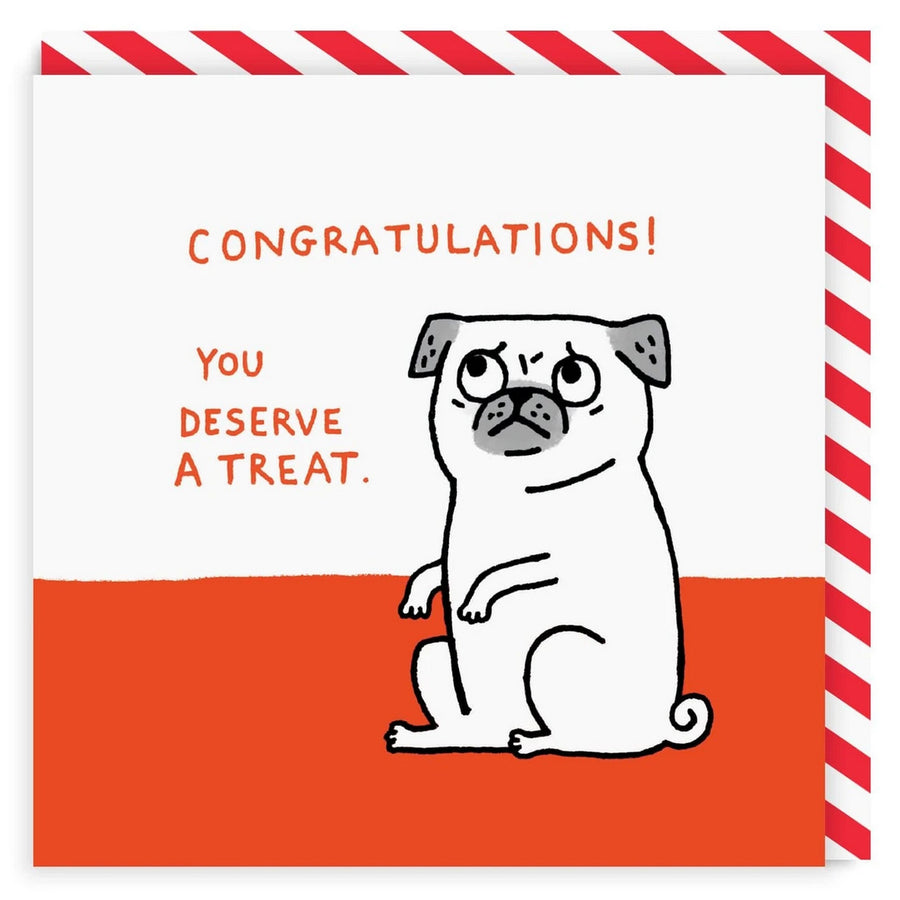 You Deserve a Treat door Gemma Correll
