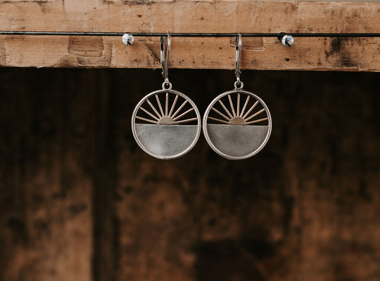 Outdoor-Inspired Earrings