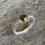 Diamond Mountain Ring
