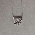 Yosemite Topography Necklace