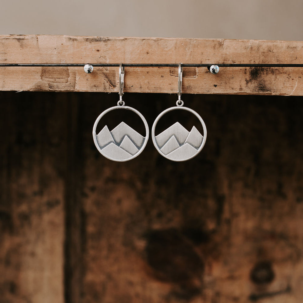 Mt. Earrings Large