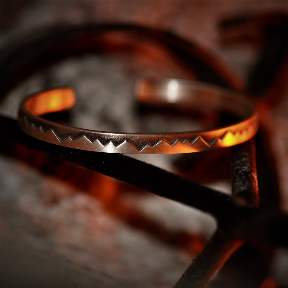Mountain Forged Cuff