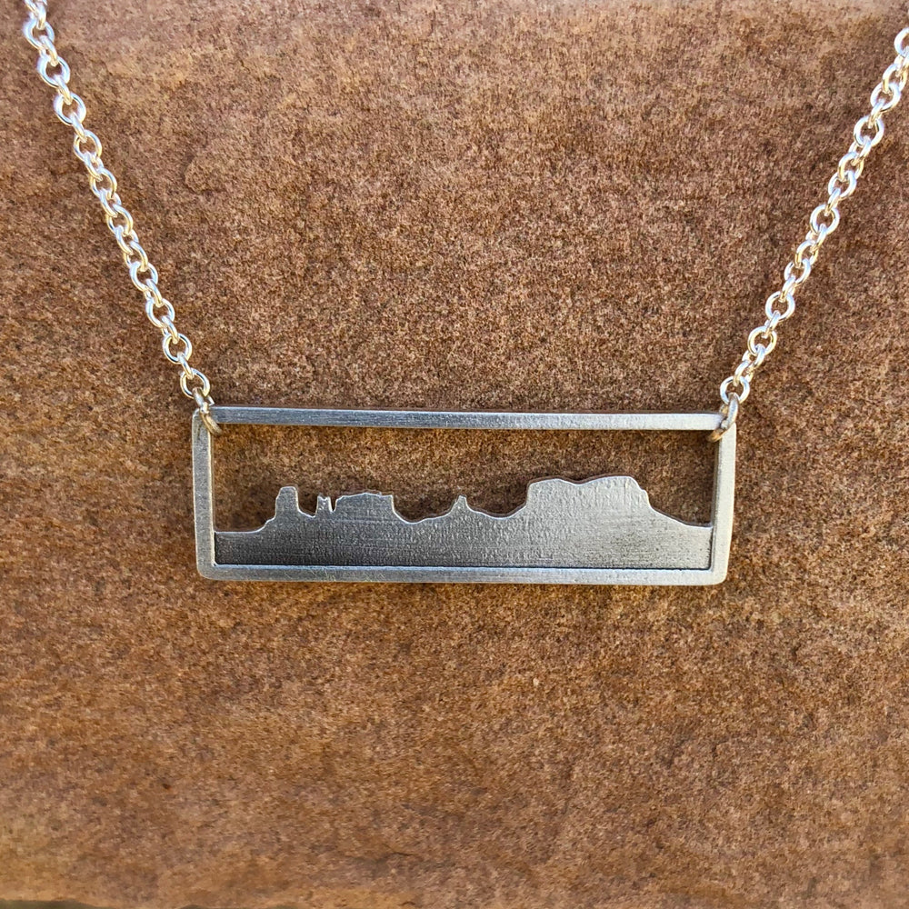 Monument Valley Necklace