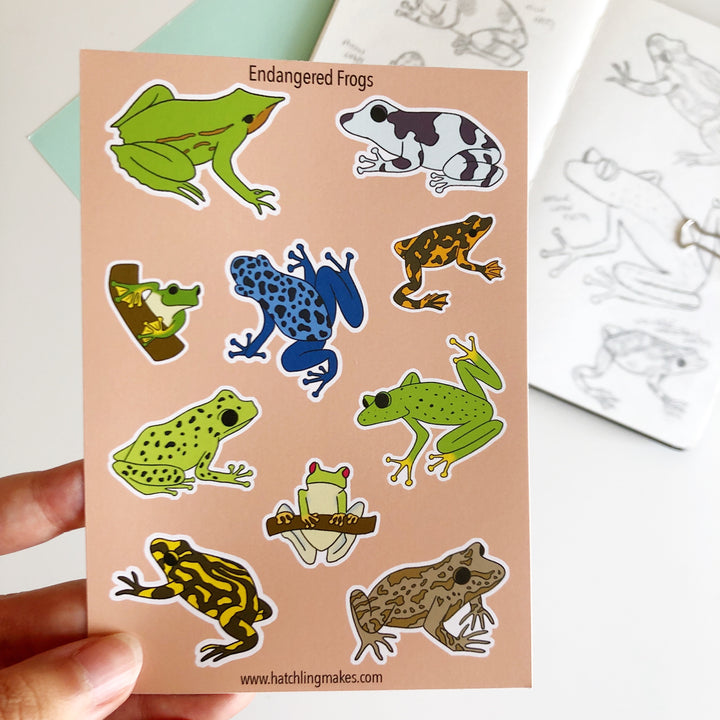 New Sticker Sheets!