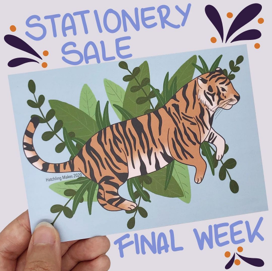 Stationery Sale