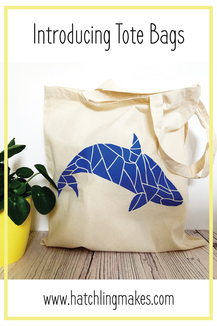 Introducing Tote Bags!