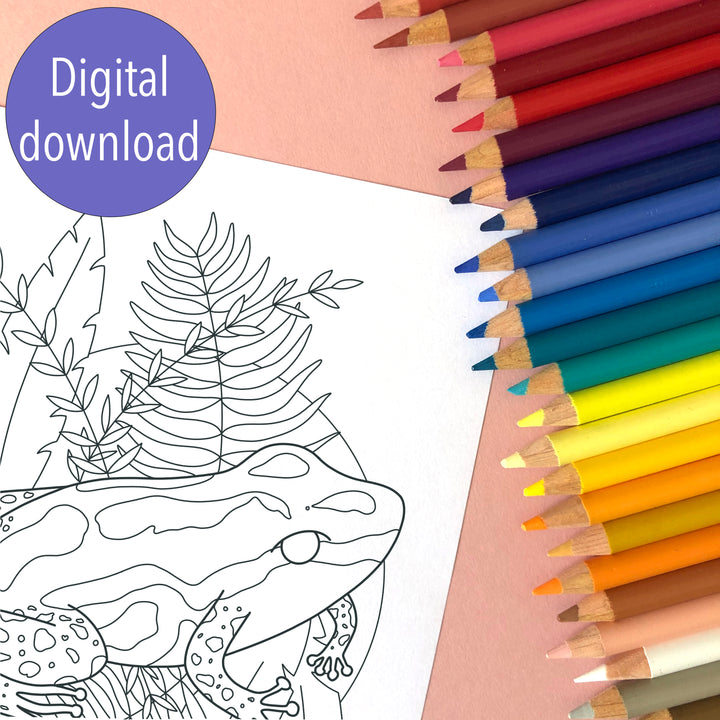 Colouring Sheets