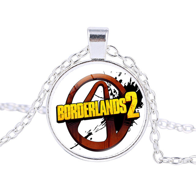 Borderlands 2 Vault Symbol Pendant Necklace Vincents Gaming