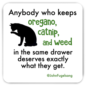 Catnip and Weed Magnet (Bendable)
