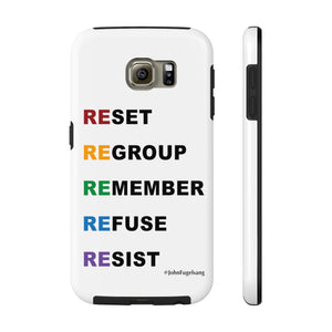 Resist Phone Case for Samsung Galaxy S6