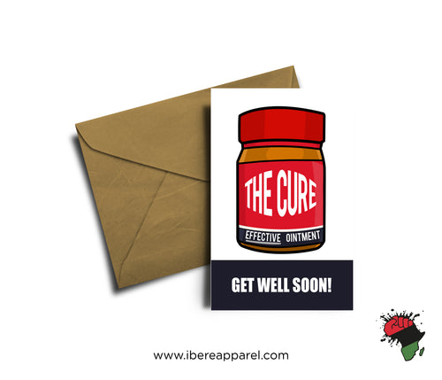 Get Well Soon |   Greeting Card