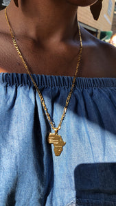 African Pendant Chain - Ibere Apparel