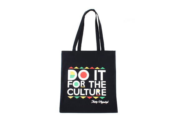 Do It for The Culture Tote Bag - Ibere Apparel