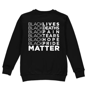 Black Matter  - T-Shirt, Sweatshirt, Hoodie - Ibere Apparel