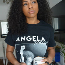 "Load image into Gallery viewer, UNISEX ""ANGELA DAVIS "" T-SHIRT-SWEATSHIRT-HOODIE - Ibere Apparel"
