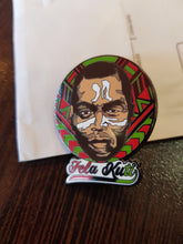Load image into Gallery viewer, Limited Edition  - FELA KUTI Pin - Ibere Apparel