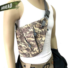 Load image into Gallery viewer, Nylon Tactical Pistol Gun Bag Sports Concealed Case Holster Anti-theft Hunting
