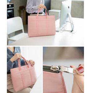 New 14' Women's Briefcase Waterproof Polyester Handbags Messenger Bags Purse