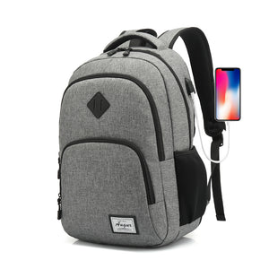 "Water Resistant 15.6"" Laptop Backpack Heavy-duty Bookbag School Travel Bag New"