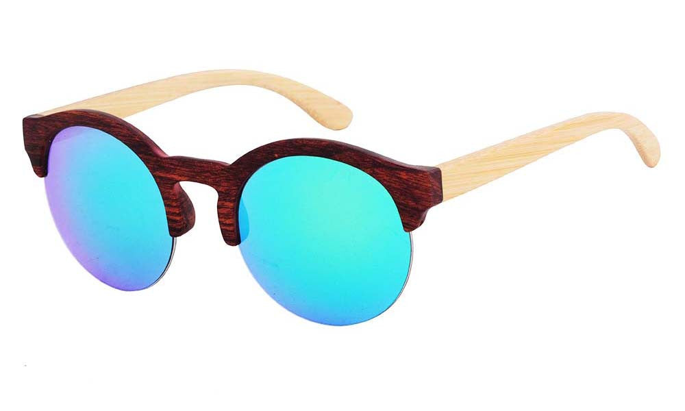 Round California Sunglasses - Driftly,  - Driftly