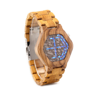 Faceless Woodsman Watch - Driftly,  - Driftly