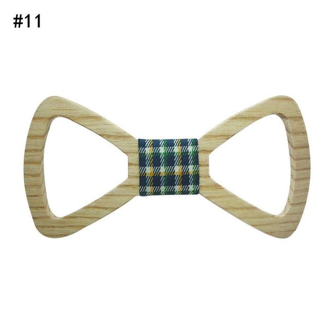 Hallowed Out Bow Ties - Driftly,  - Driftly