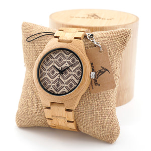 Artisan Wood Watch - Driftly,  - Driftly