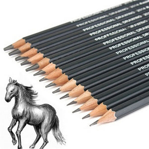 Sketch Pencil Set - Driftly,  - Driftly