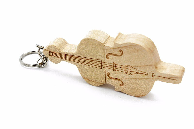 Cello USB Keychain - Driftly,  - Driftly