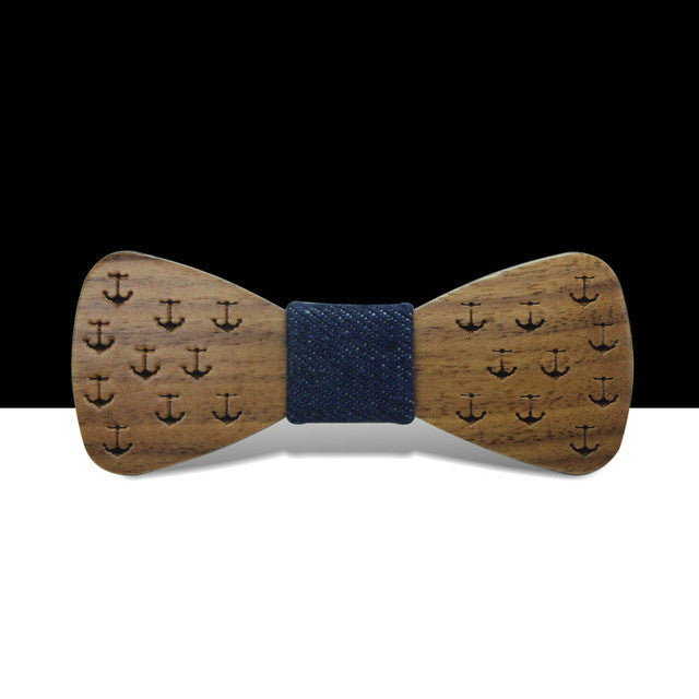 Children's Etched Bow Ties - Driftly,  - Driftly