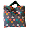 Color Pop Trees on Plum Two Way Handle Bag