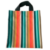 Kaoru Signature Stripes Simple Tote