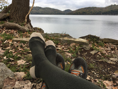 The Perfect Outdoor Adventure Sock! We Dare You to Try It.