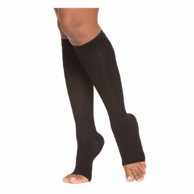 76c023f374c 862 SIGVARIS Select Comfort Knee High Open Toe Support Stocking 20-30 mmHg