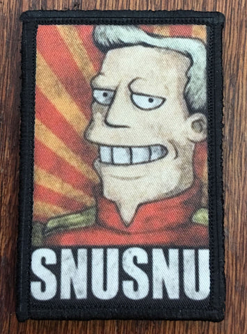 Futurama Snusnu Patch