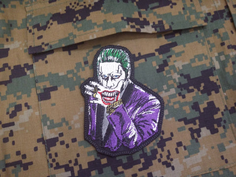Suicide Squad Joker Patch