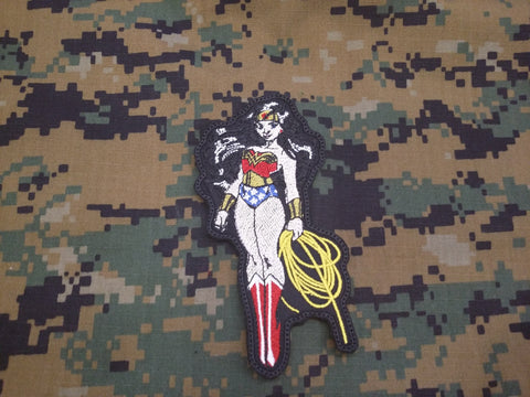 Wonder Woman Full Patch