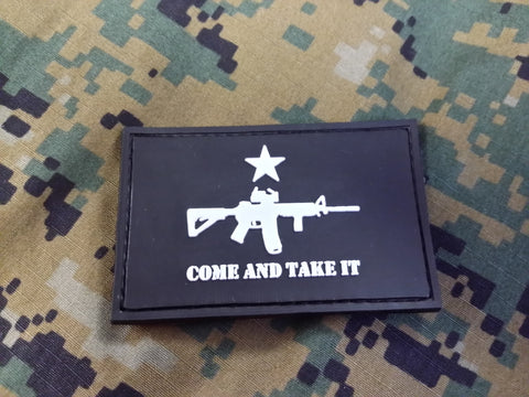 Come and Take It Patch