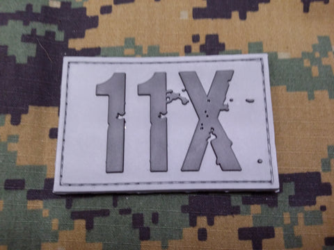 Army 11X Patch