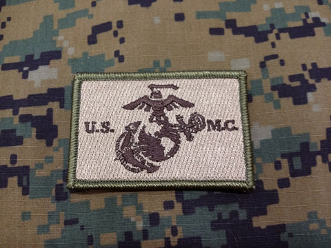 USMC FDE Hook and Loop Patch